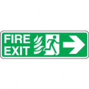 Safe Safety Sign - Fire Door Right 093